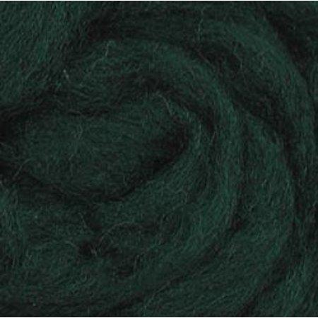 "Wistyria Editions Wool Roving 12"" .22oz-Fir"