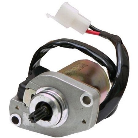 lumix gc electric starter motor for eton axl-50 viper rxl-50 txl-50 50cc  atv quad - walmart com