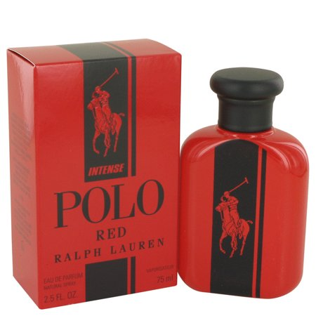 Ralph Lauren Polo Red Intense Eau De Parfum Spray for Men 2.5 (Ralph Lauren Edt Splash)