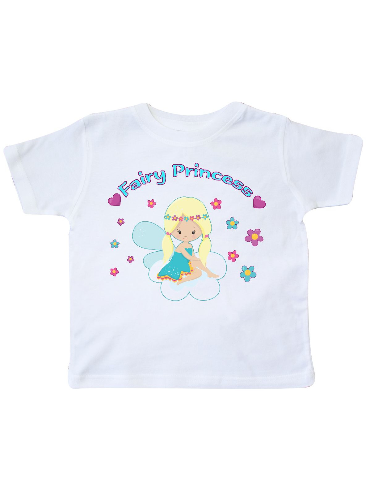 inktastic Fairy Princess Toddler T-Shirt