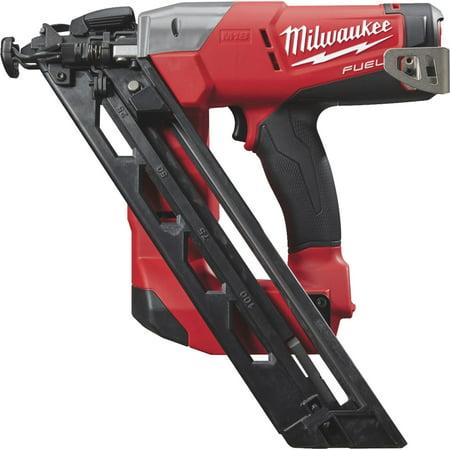 Milwaukee M18 FUEL Brushless Cordless Finish Nailer - Bare Tool