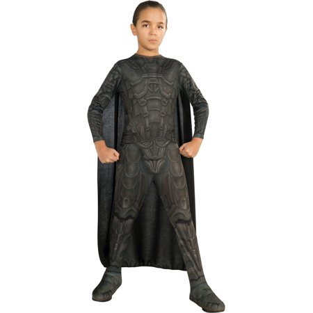 Childrens Boys General Zod Man of Steel Superman Costume