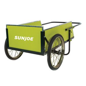 Sun Joe Heavy Duty Garden Utility Cart