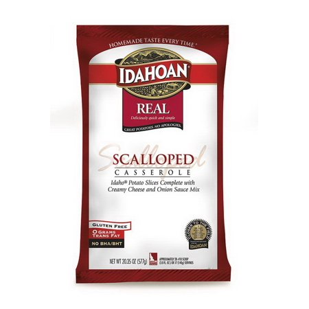 Idahoan Foods 2970000889 Idahoan12/20.35 Scalloped Potatoes From 100% Idaho