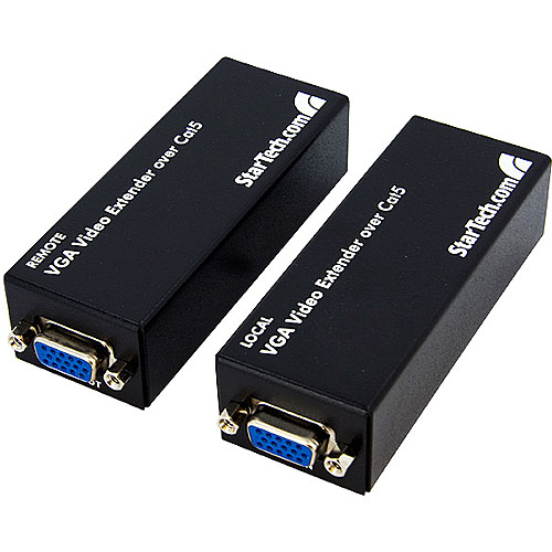 Startech VGA Video Extender Over Cat5, Point to Point