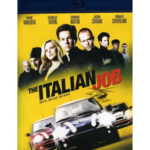 The Italian Job (Blu-ray) (Widescreen)