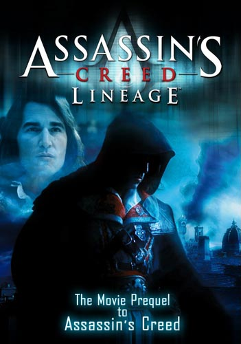 Assassin S Creed Lineage Dvd Walmart Com Walmart Com