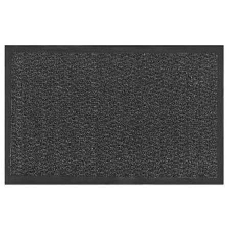 Gilda Floor (Bacova Guild 27703 Charcoal Scraper Doormat, 17-1/2 x 28-In. )
