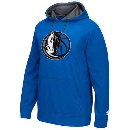 "Dallas Mavericks Adidas 2016 NBA ""Playbook"" Mens Hooded Sweatshirt by"
