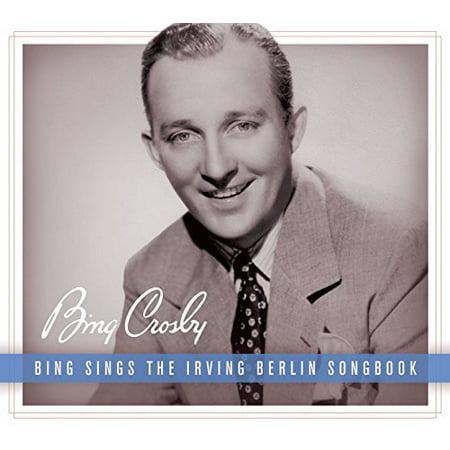 Bing Sings the Irving Berlin Songbook (CD) Blue Skies Irving Berlin