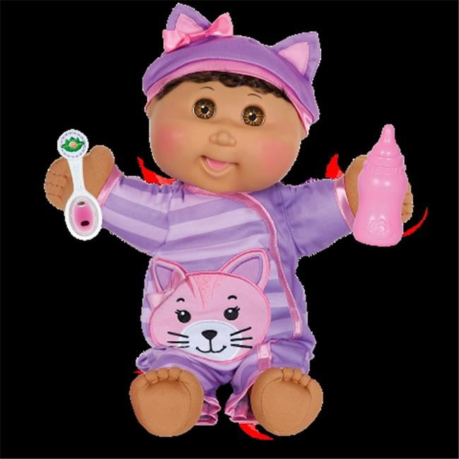Wicked Cool Toys 36303 14 in. Cabbage Patch Kids Baby So Real Toy, African American by
