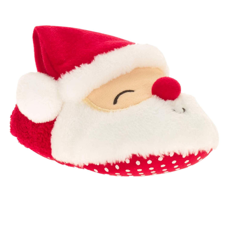 Infant Boys \u0026 Girls Plush Red Santa