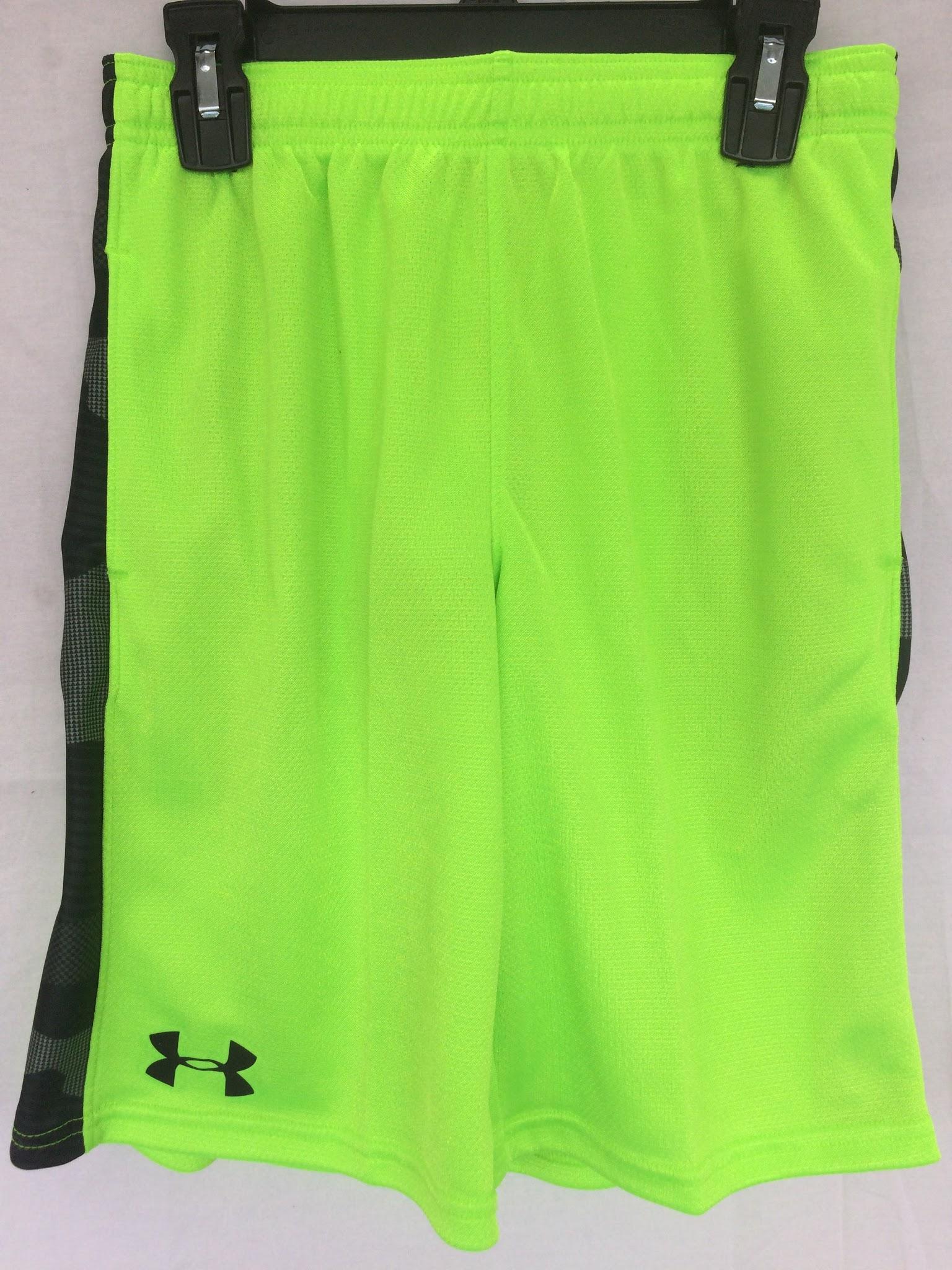 """Under Armour Boys/' UA Ultimate 9/"""" Training Shorts"""