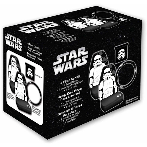 Plasticolor 4-Piece Combo Kit, Star Wars Stormtrooper