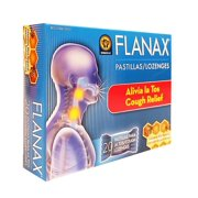 Flanax Cough Lozenges 20 ct.