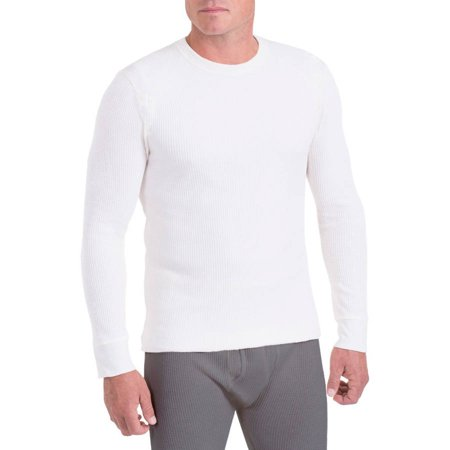 Fruit of the Loom Big Men's Classic Thermal Underwear Top ...