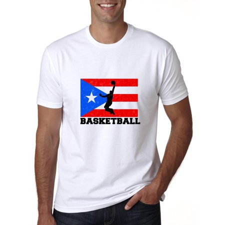 Isabella Puerto Rico (Puerto Rico Olympic - Basketball - Flag Men's T-Shirt )