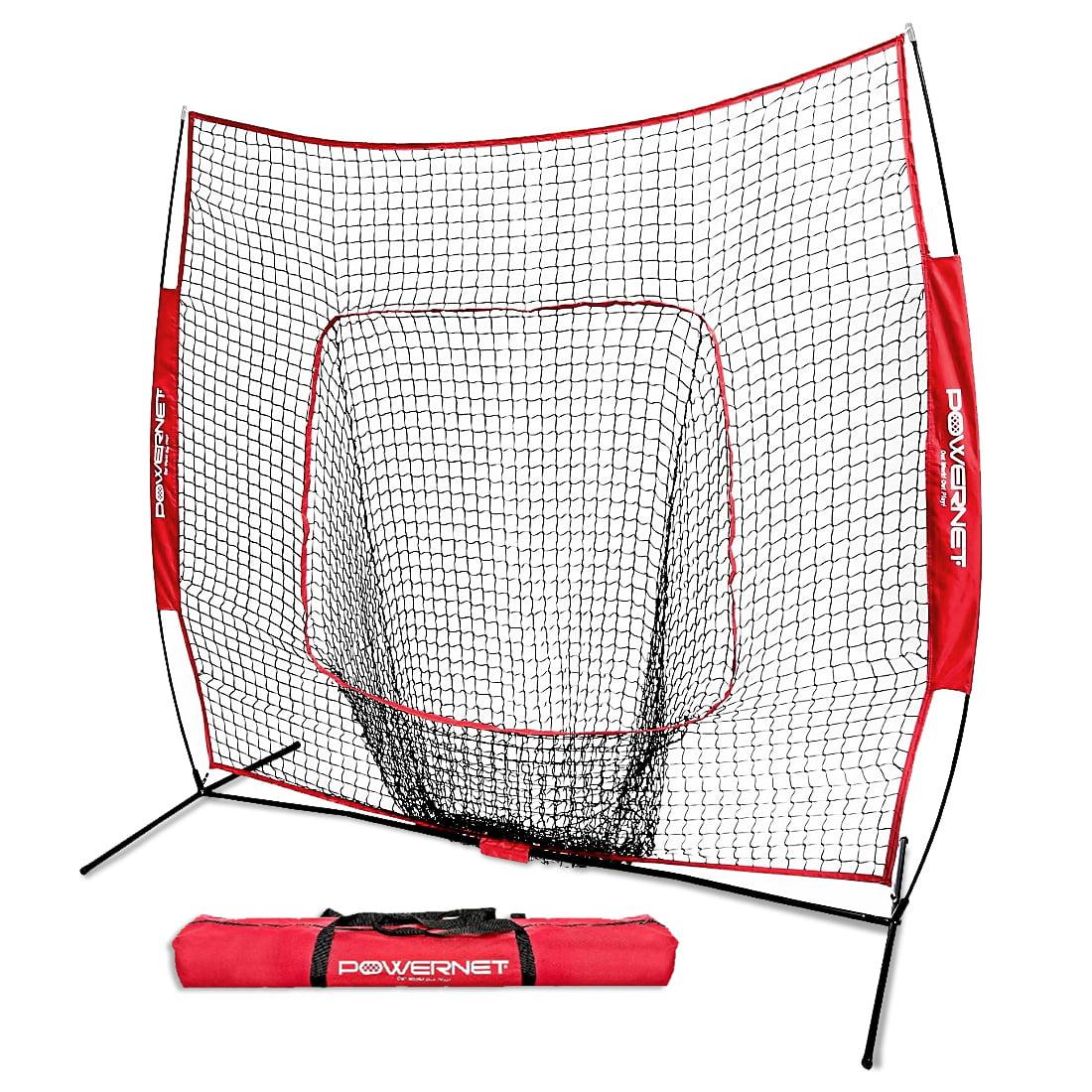 PowerNet 7x7 Baseball Softball Hitting Net