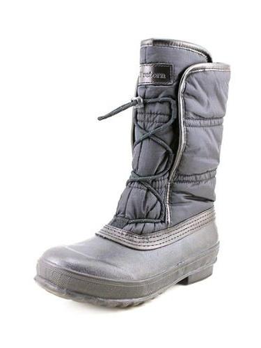 Tretorn Women's Snolega Rain Boot,Black,41 EU 10 B US by Tretorn USA/PUMA North America Inc