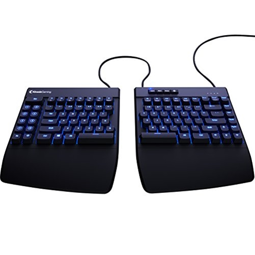 Kinesis Freestyle Edge Gaming Keyboard - MX Brown