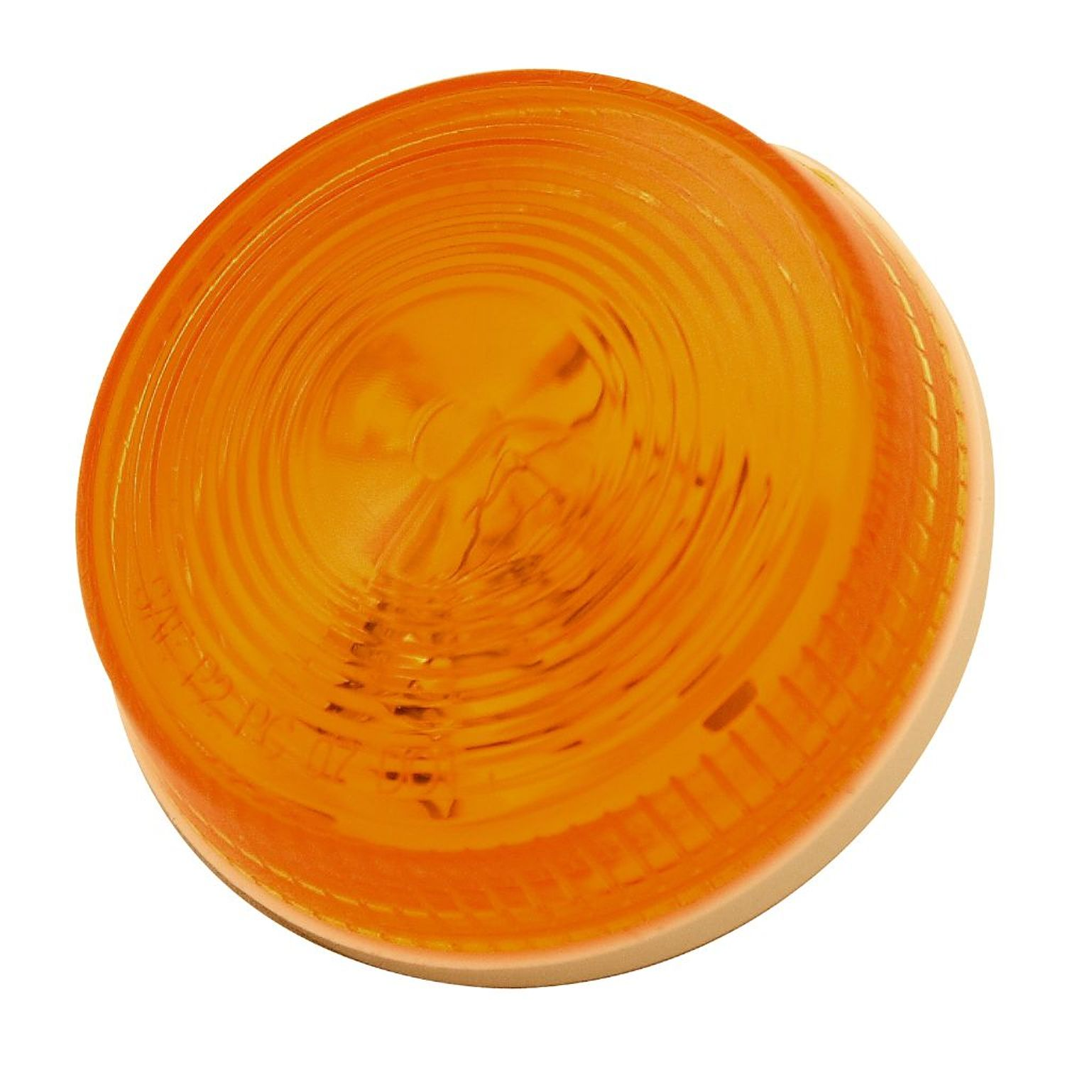 Pilot Automotive NV-5073A 12 Volt 2.5 inch Round Clearance Light-Amber Size: 2-1/2 x 1-1/16