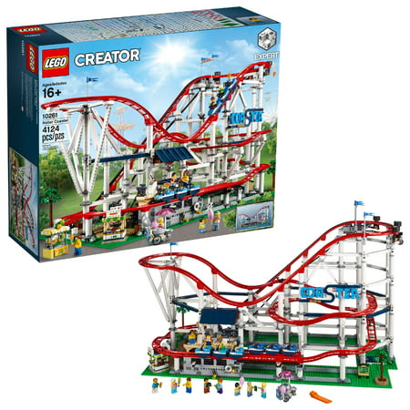 LEGO Creator Expert Roller Coaster 10261 - Halloween Roller Coaster Minecraft