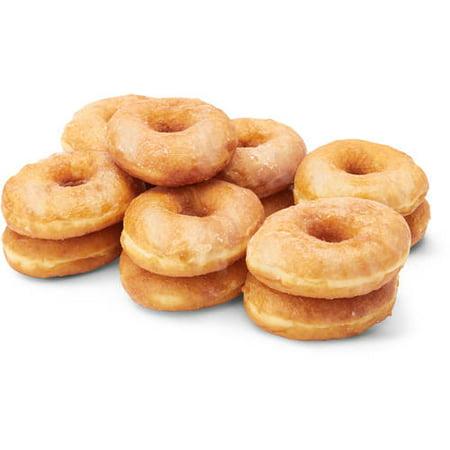 Freshness Guaranteed Bakers Dozen Glazed Donuts 13 Count
