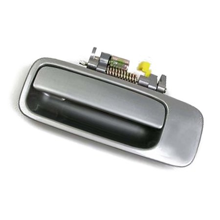 4AMCA Rear Left Driver Side Exterior Outside Door Handle For 97-01 Toyota Camry 1B2 Antique Sage Pearl 1997 1998 1999 2000 2001
