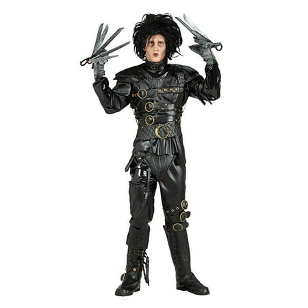 Costume Edward Scissorhands (Costumes For All Occasions Ru56212 Edward Scissorhands Grnd)