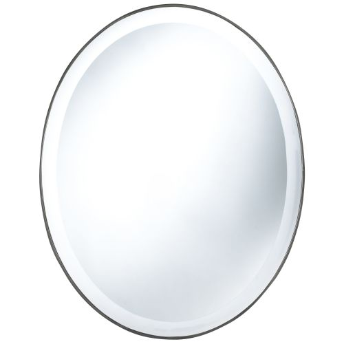 22 x 28 in. Seymour Oval Mirror by Cooper Classics