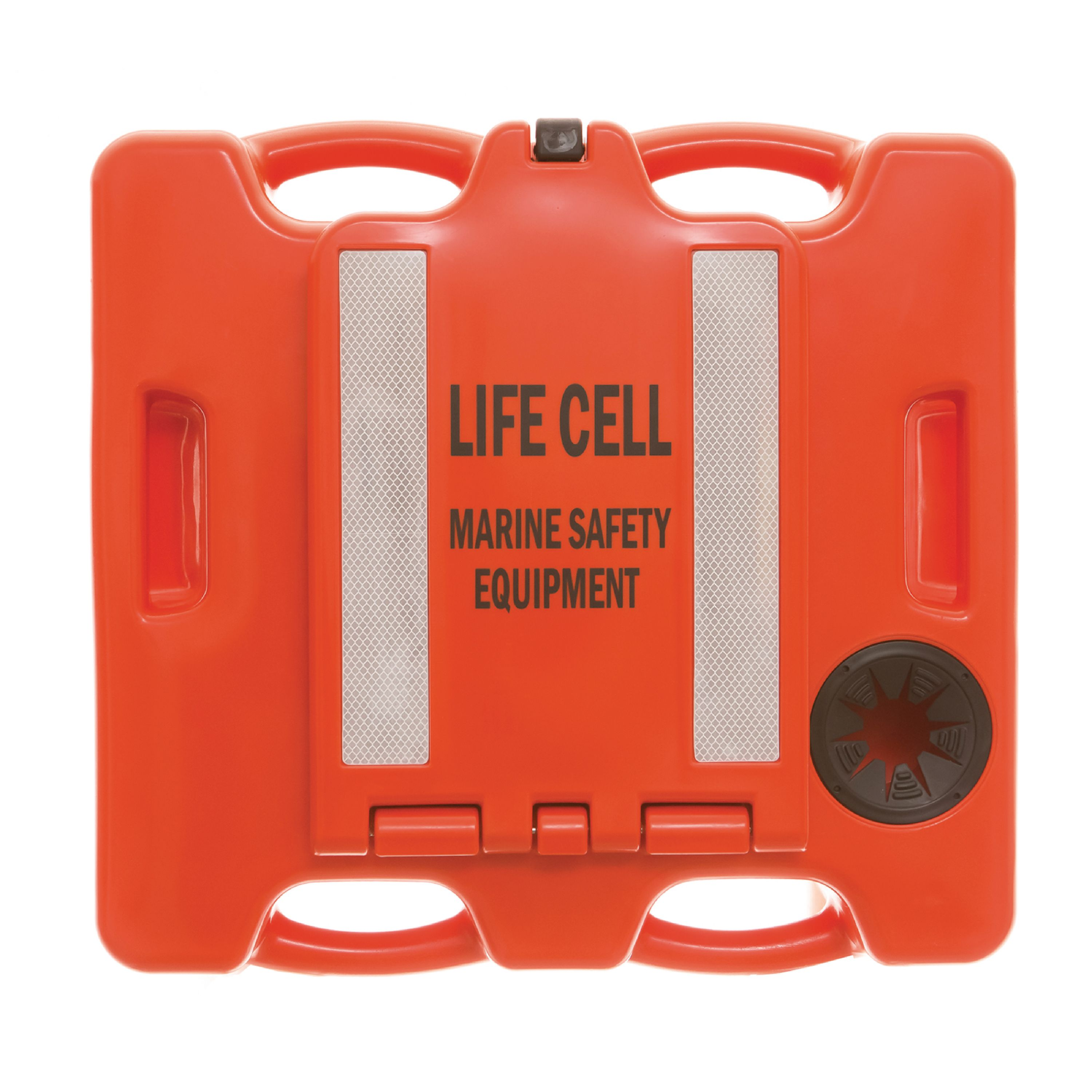 """Life Cell LF2 """"The Trawlerman"""" Emergency Flotation Device and Storage, 6 Person Use"""