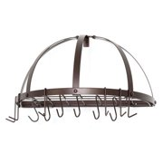 Old Dutch International Half Round Pot Rack