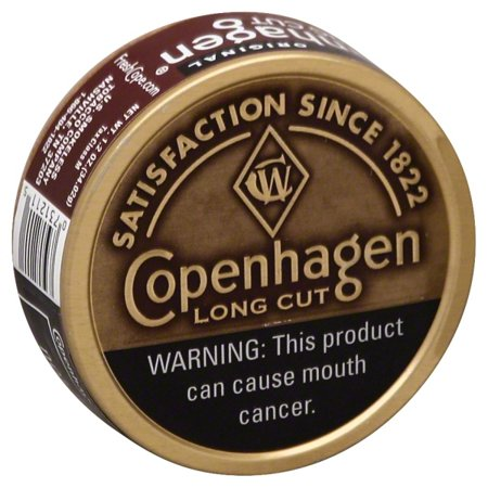 Copenhagen Natural Long Cut Review