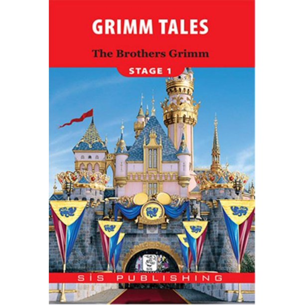 Grimm Tales - Stage 1 - eBook