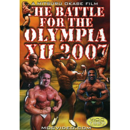 Battle for the Olympia Xii: 2007 Bodybuilding Spec (DVD)