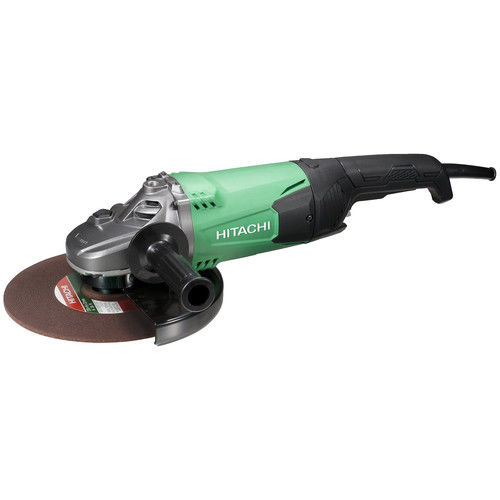Hitachi G18ST 7 in. 15 Amp Trigger Switch Angle Grinder by Hitachi