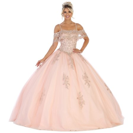 MASQUERADE BALL SWEET 16 GOWN