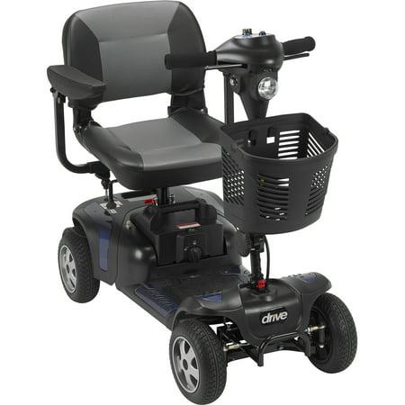 Drive Medical Phoenix Heavy Duty Power Scooter  4 Wheel