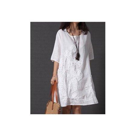 DAYUE - Women Fashion Summer Style Feminino Vestido T ...