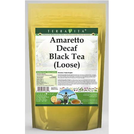 Amaretto Decaf Black Tea (Loose) (8 oz, ZIN: -