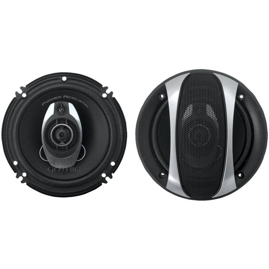 Power Acoustik GF 653 Gothic Series Coaxial Speaker