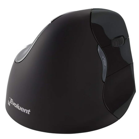 Evoluent VM4RM Vertical Mouse Right Bluetooth, Black ()