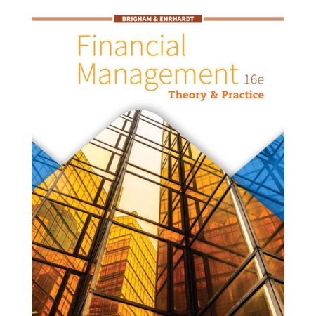 Financial Management : Theory & Practice (Theories Of Capital Structure In Financial Management)