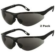 Skylark Plastic Frame Bifocal Safety +2.50 Reading Sunglasses