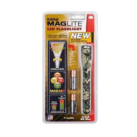 Aa Cell Holster - Maglite 2 Cell LED Mini Maglite AA Holster Pack