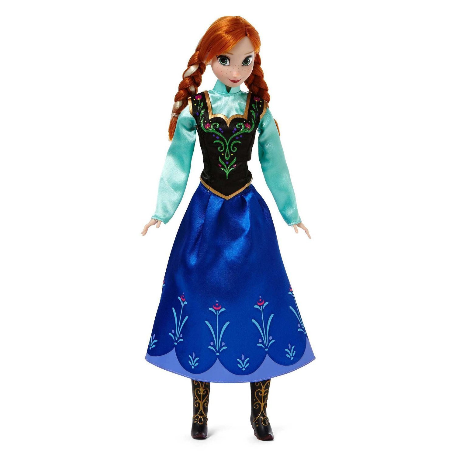 Anna Disney Frozen Doll Classic Doll by