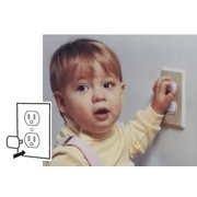 Mommy's Helper Outlet Plugs - 12 Pack