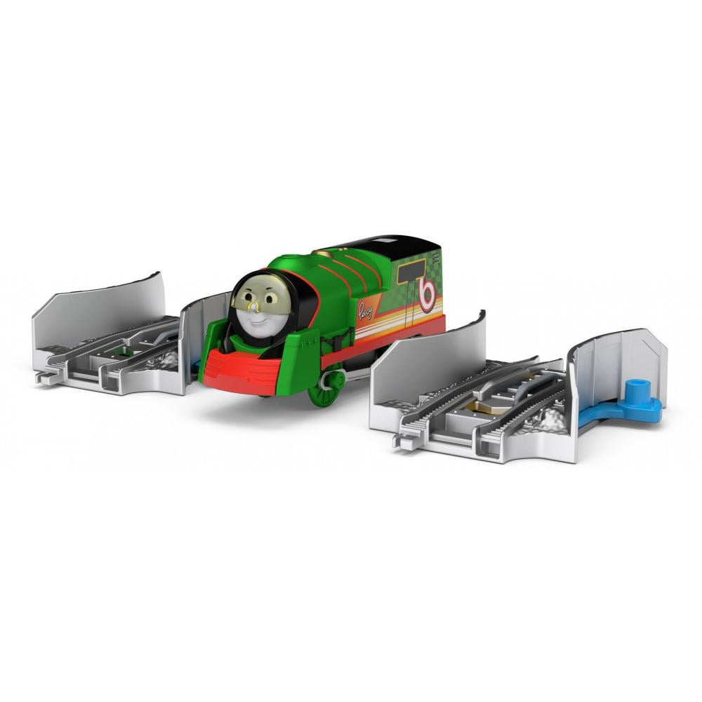 Thomas /& Friends TrackMaster Turbo Percy Pack Motorized Engine NEW