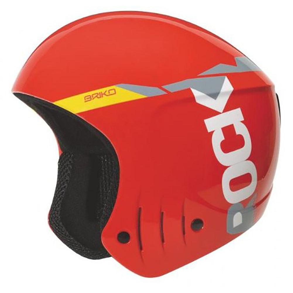 Briko Rocker Super Junior Helmet Red- Size: 50CM by SOGEN SPORTS INC.