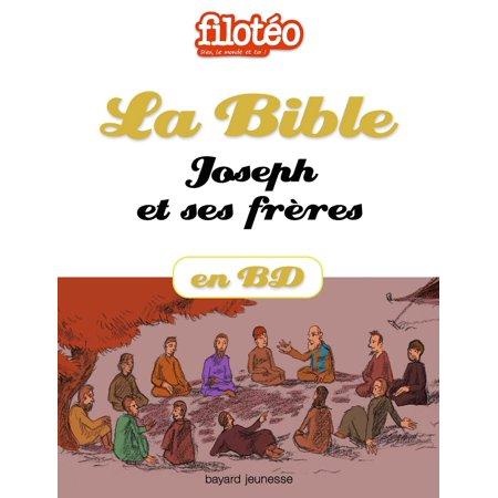Halloween Et La Bible (La Bible en BD, Joseph et ses frères -)
